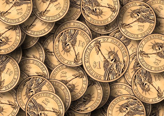 drobné dolary