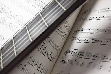 záznam hudby